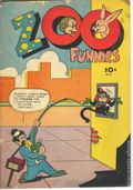 Zoo Funnies (1945 1st Series Charlton/Childrens) 5