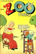 Zoo Funnies (1945 1st Series Charlton/Childrens) 8