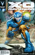 X-O Manowar (2012 3rd Series Valiant) 2B