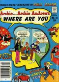 Archie Andrews, Where are You? Digest (1981) 13