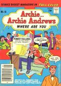 Archie Andrews, Where are You? Digest (1981) 18