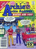 Archie Andrews, Where are You? Digest (1981) 51