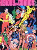 Steranko History of Comics SC (1970-1972 Supergraphics) 2SIGNED
