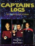 Captain's Logs The Complete Trek Voyages SC (1993) 1-1ST