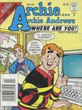 Archie Andrews, Where are You? Digest (1981) 104