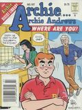 Archie Andrews, Where are You? Digest (1981) 107