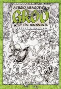 Sergio Aragones' Groo The Wanderer HC (2012 IDW) Artist's Edition 1-1ST