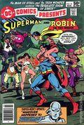 DC Comics Presents (1978 DC) Mark Jewelers 31MJ