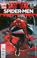 Spider-Men (2012 Marvel) 1B