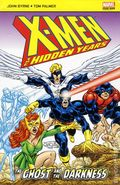 X-Men The Hidden Years TPB (2011 Marvel Pocket Book) The Ghost and the Darkness 1-1ST