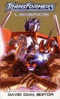 Transformers Legends PB (2004 IBooks Novel) 1-1ST