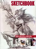 Sketchbook Boris Vallejo and Julie Bell HC (2001) 1-1ST