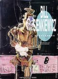 Bill Sienkiewicz Sketchbook HC (1990) 1S-1ST