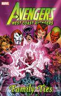 Avengers West Coast Avengers Family Ties TPB (2012 Marvel) 1-1ST