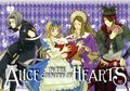 Alice in the Country of Hearts Omnibus TPB (2012 Yen Press) 2-1ST