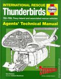 International Rescue Thunderbirds Agents' Technical Manual HC (2012) 1-1ST