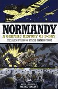 Normandy A Graphic History of D-Day GN (2012) 1-1ST