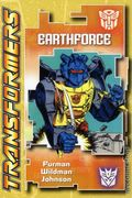 Transformers Earthforce TPB (2005 A Titan Books Digest) 1-1ST