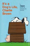 It's a Dog's Life, Charlie Brown HC (1962 A Peanuts Book) 1-1ST