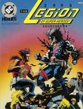 DC Heroes Role-Playing Game 2995 The Legion of Super-Heroes Sourcebook SC (1992 Mayfair) #263