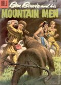 Ben Bowie and His Mountain Men (1956-1959 Dell) 13