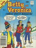 Betty and Veronica Digest (1980) 7