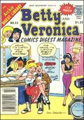 Betty and Veronica Digest (1980) 22