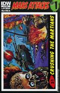 Mars Attacks (2012 IDW) 1-51