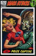 Mars Attacks (2012 IDW) 1-21