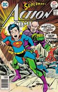 Action Comics (1938 DC) Mark Jewelers 466MJ