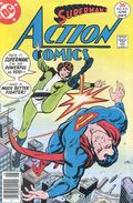 Action Comics (1938 DC) Mark Jewelers 472MJ