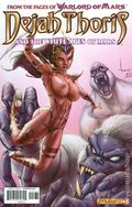 Dejah Thoris and the White Apes of Mars (2012 Dynamite) 3D