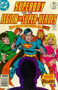 Superboy (1949-1979 1st Series DC) Mark Jewelers 228MJ