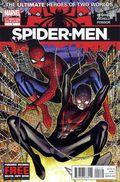 Spider-Men (2012 Marvel) 1D