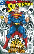 Superman (1987 2nd Series) 166B.ERROR