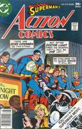 Action Comics (1938 DC) Mark Jewelers 474MJ