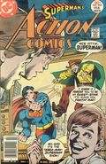 Action Comics (1938 DC) Mark Jewelers 468MJ