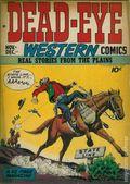 Dead Eye Western Comics Vol. 1 (1948) 1