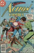 Action Comics (1938 DC) Mark Jewelers 473MJ