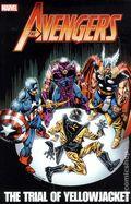 Avengers The Trial of Yellowjacket TPB (2012 Marvel) 1-1ST