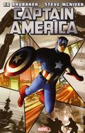 Captain America TPB (2012-2013 Marvel) By Ed Brubaker 1-1ST