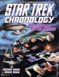 Star Trek Chronology SC (1993 1st Edition) The History of the Future 1-REP