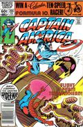 Captain America (1968 1st Series) Mark Jewelers 266MJ