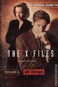 Official Guide to the X-Files SC (1995-2001 HarperPrism) 6-1ST