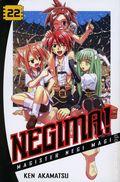 Negima TPB (2004-2013 Del Rey/Kodansha Digest) 22-1ST