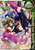 Alice in the Country of Clover: Cheshire Cat Waltz GN (2012-2013 Seven Seas Digest) 1-1ST