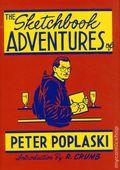 Sketchbook Adventures of Peter Poplaski HC (2012 DKP) 1-1ST