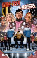 Star Trek/Legion of Super-Heroes HC (2012 IDW/DC) 1A-1ST