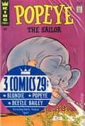 King Comics Sealed Poly-Bag 3-Pack Comic Set (1967) SET 2