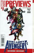 Marvel Previews (2012) Marvel Now 1